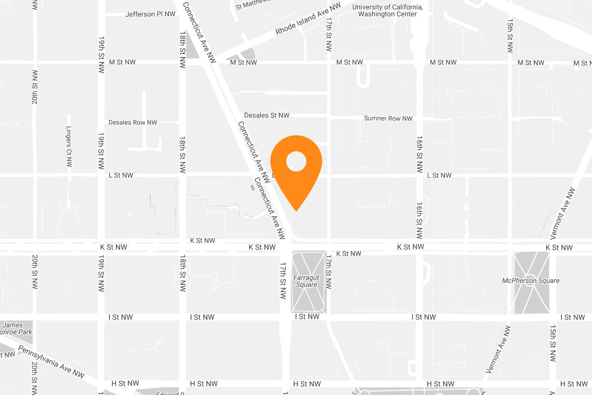 Farragut Square location map