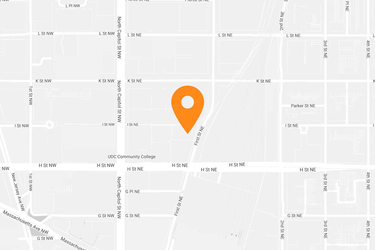 NOMA location map