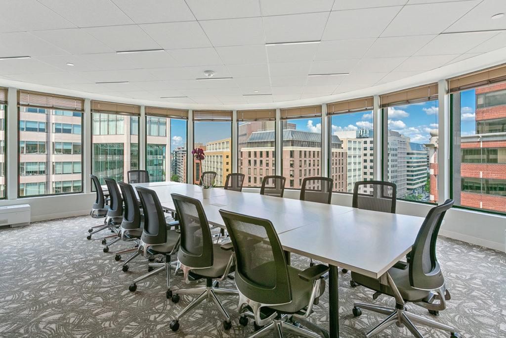 Oval Boardroom photo