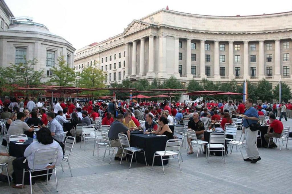 Woodrow-Wilson-Plaza
